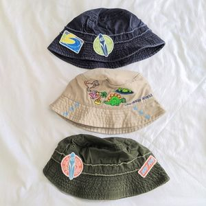 3 Children's Place Toddler Sun Hats 3T-4T